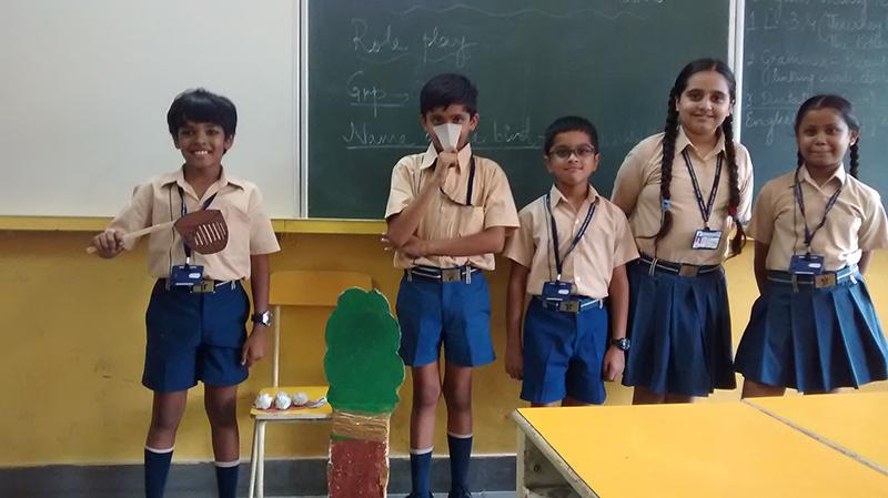 tagore international school vasant vihar holiday homework